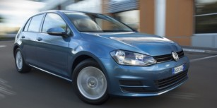 Volkswagen Golf BlueMotion Обзор